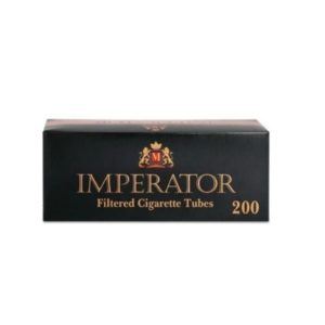 Гильзы для сигарет Imperator Black - 200 шт.