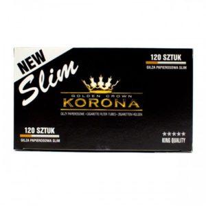 Гильзы для сигарет Корона слим