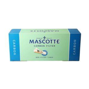 Гильзы для сигарет Mascotte Carbon 200 штук