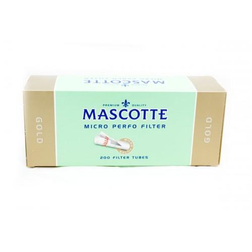 Гильзы для сигарет Mascotte Gold 200 шт.