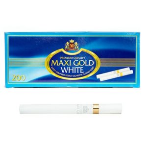 Гильзы для сигарет Maxi Gold