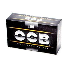 Гильзы для сигарет OCB Black 100 шт.
