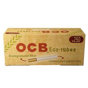 Гильзы для сигарет OCB ECO-TUBES 100 шт.