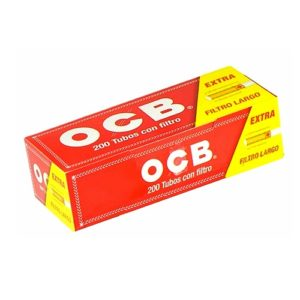 Гильзы для сигарет OCB Extra Filter Largo - 200 шт