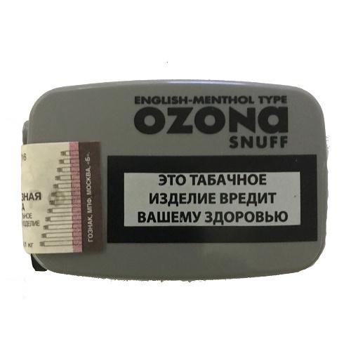 Нюхательный табак Ozona Mentol