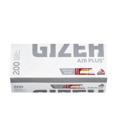 Сигаретные гильзы Gizeh Silver Tip Air-Plus 200 штук