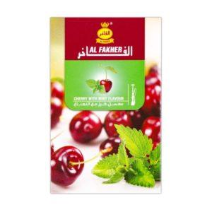 Табак для кальяна Al Fakher Вишня с Мятой