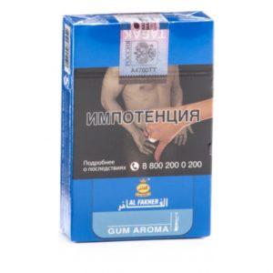 Табак для кальяна Al Fakher Жевательная Резинка