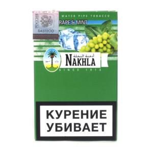 Табак для кальяна El Nakhla Grape & Mint ( Нахла Виноград c Мятой)