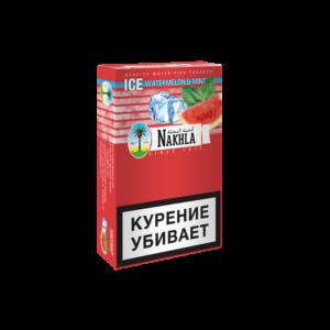 Табак для кальяна El Nakhla Watermelon & Mint ( Нахла Арбуз c Мятой)