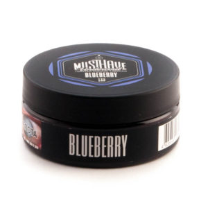 Табак для кальяна Must Have Blueberry (Черника)