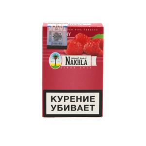Табак для кальяна Nakhla Raspberry (Малина)