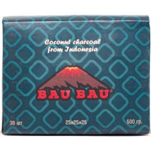 Уголь Bau Bau 36 куб 500 гр. (Индонезия)
