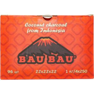 Уголь Bau Bau 96 куб 1 кг (Индонезия)