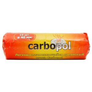 Уголь Carbopol 40 мм