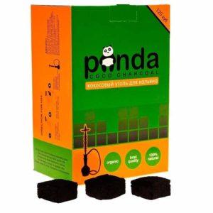Уголь Panda кокосовый