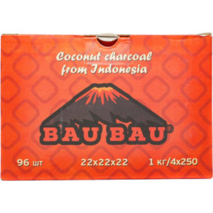 Уголь кокосовый Bau Bau (Индонезия)