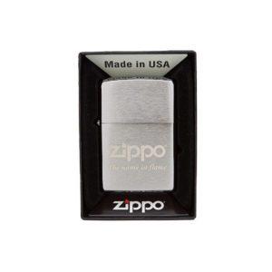 Зажигалка Zippo 200 - Name in Flame