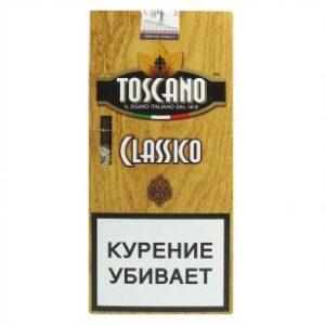 Сигариллы Toscano